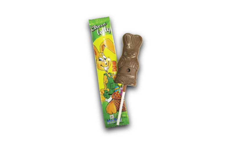 Easter Bunny Lollies