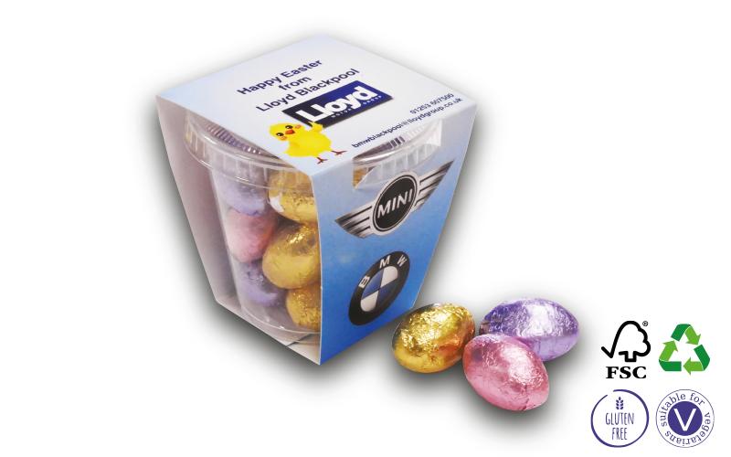 Tiny Tub of Mini Eggs