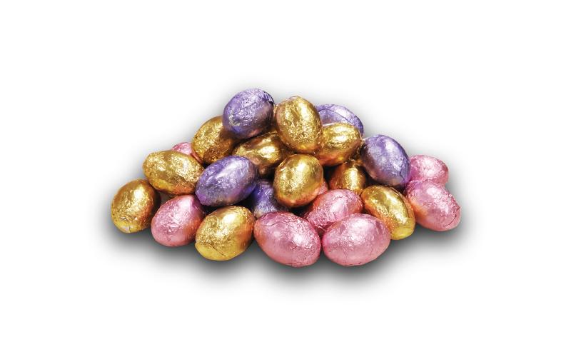 Foiled Mini Eggs
