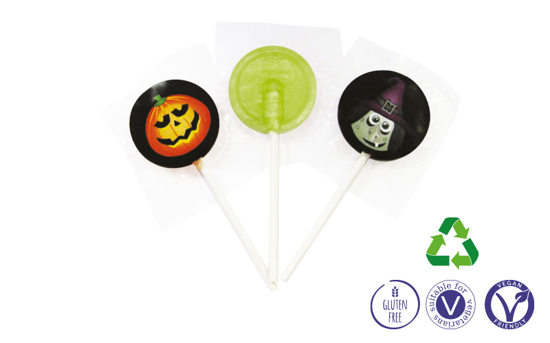 Mini Lollies – Halloween