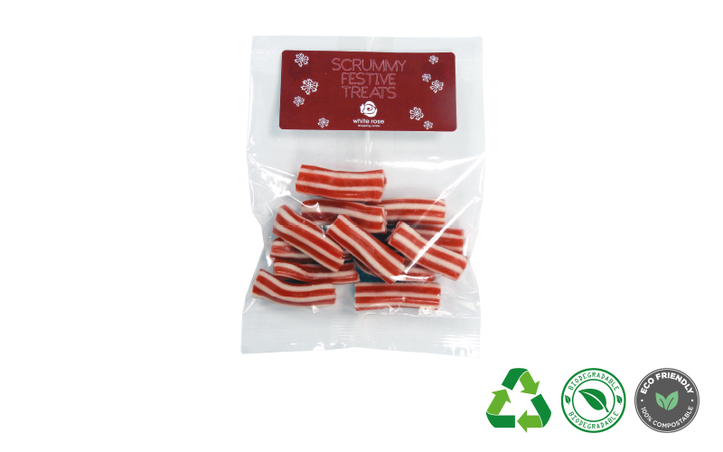 Bag of Candy Cane Chews