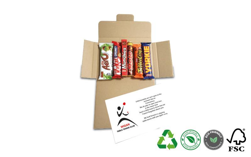 Postal Pack – Chocoholic