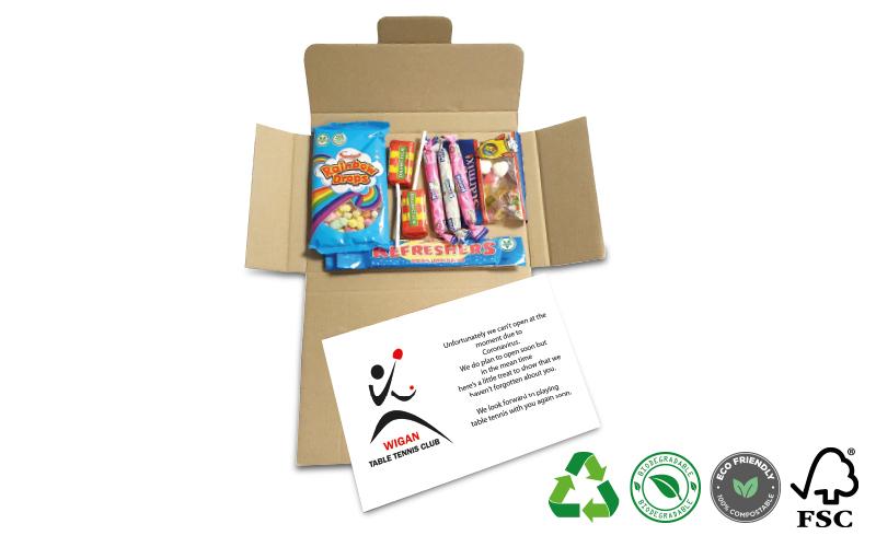 Postal Pack – Retro