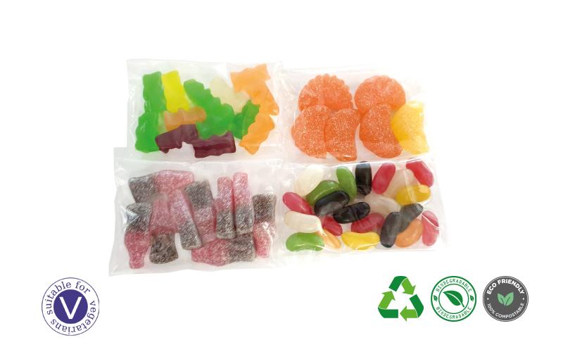 Postal Pack – Vegetarian Sweets