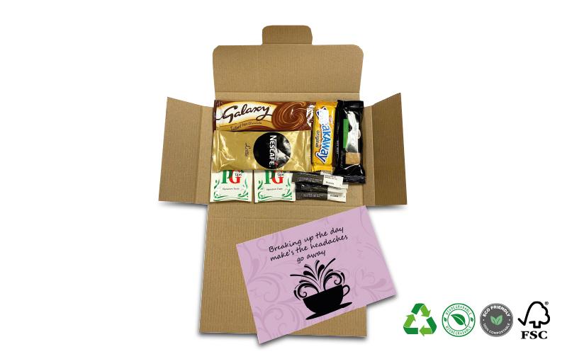 Postal Pack – Tea Break