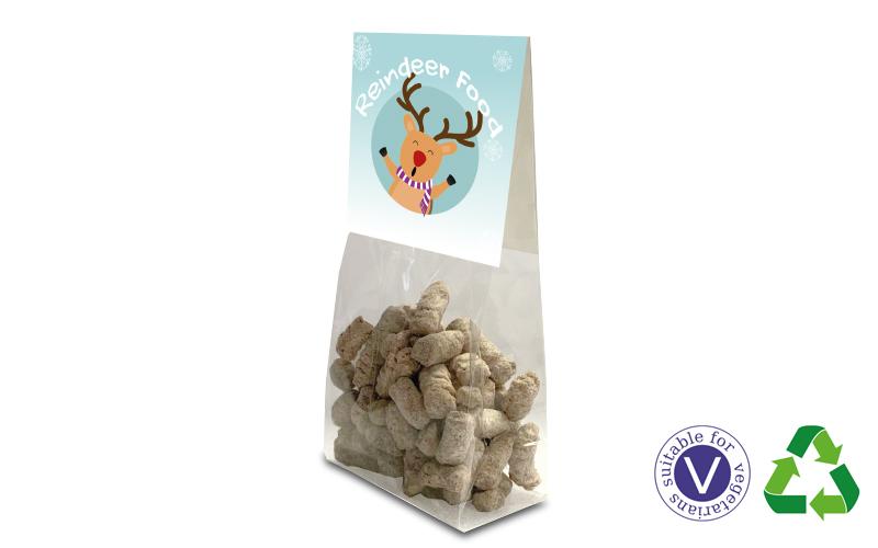 Header Bag – Reindeer Food