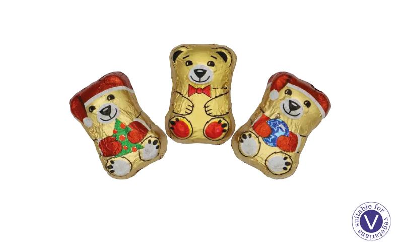Creme Filled Golden Bears